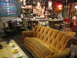 Friends coffee shop - Central Perk